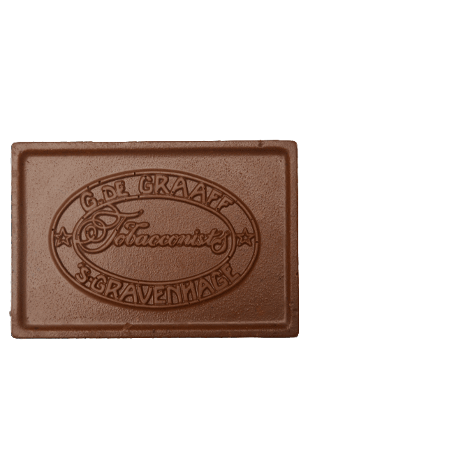 De GRAAFF Milk Chocolate with Honey roasted Pecans