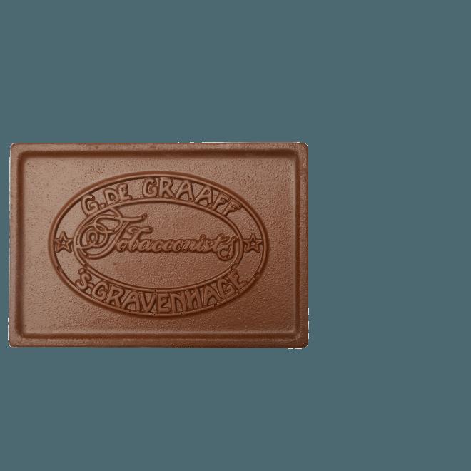 DE GRAAFF Chocolaad Graaf van Holland Milk