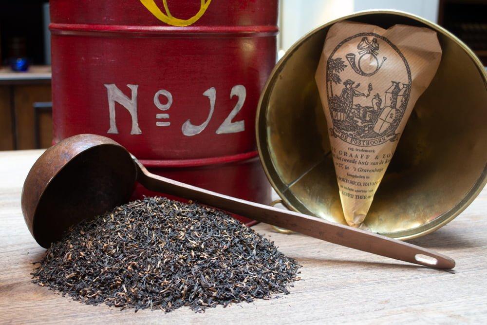 DE GRAAFF Tea Assam