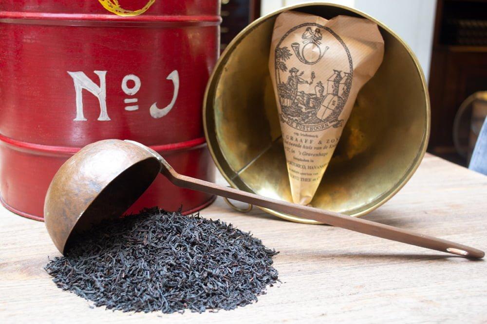 DE GRAAFF Tea Ceylon O.P.