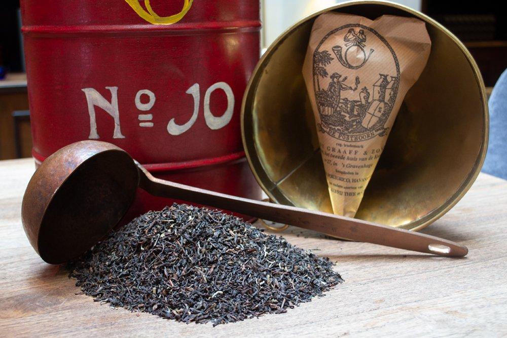 DE GRAAFF Tea Darjeeling Second Flush