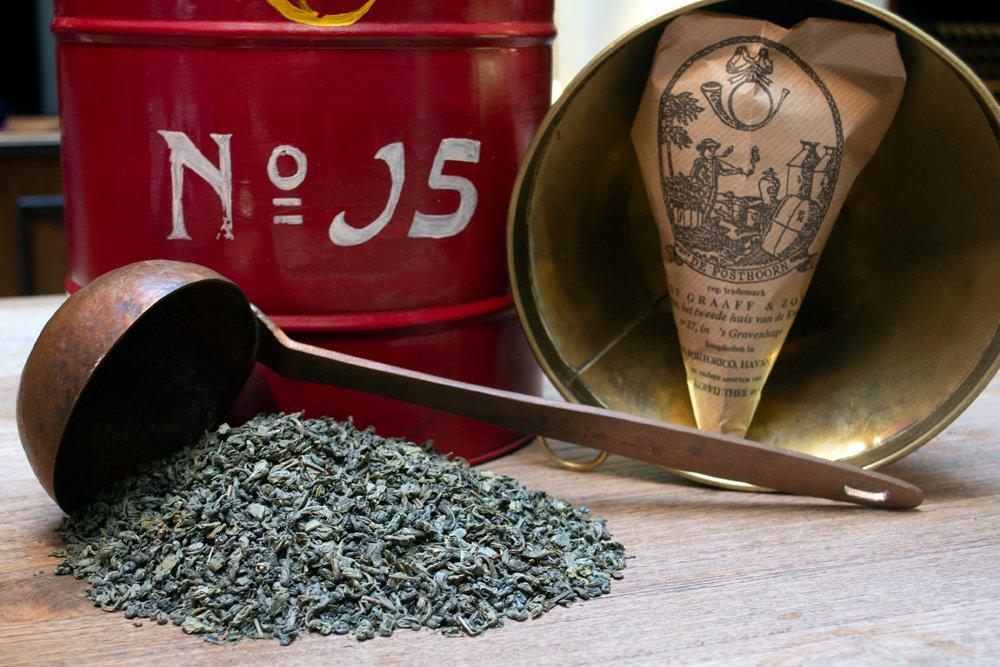 DE GRAAFF Tea Gunpowder