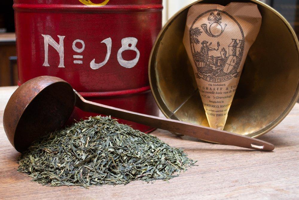 DE GRAAFF Tea Sencha