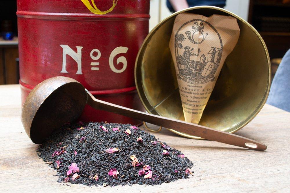 DE GRAAFF Tea Rose Congou