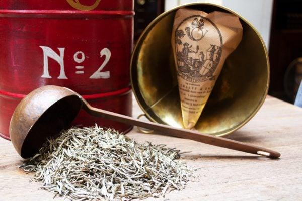 DE GRAAFF Tea White Peony Needle