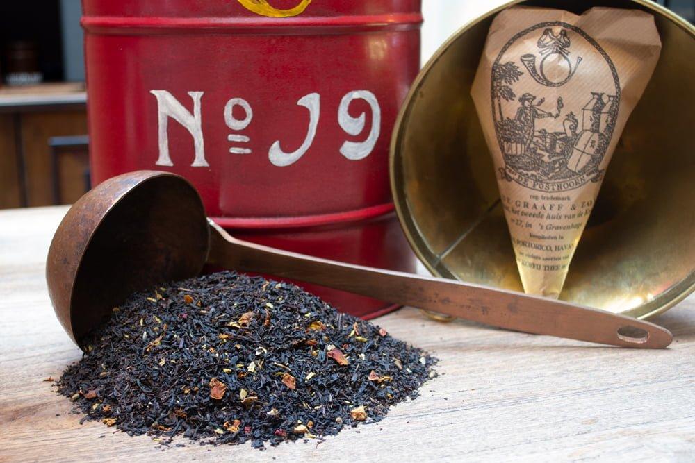 DE GRAAFF Tea Winter